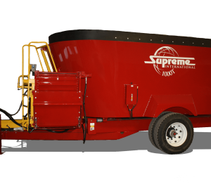 Supreme 1000T Feed wagon