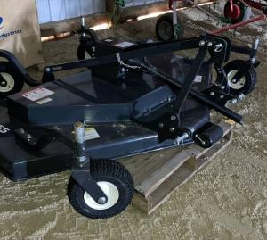 Farm King Y755C finishing mower