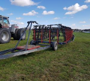 Flexi-Coil System 82 Harrow