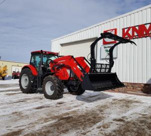 McCormick X7.650 Pro Drive Standard Configuration