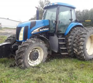 2003 New Holland TG 255
