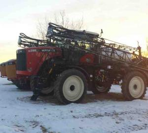 Versatile sprayer SX280