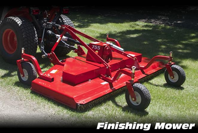 Farm King Finishing Mowers
