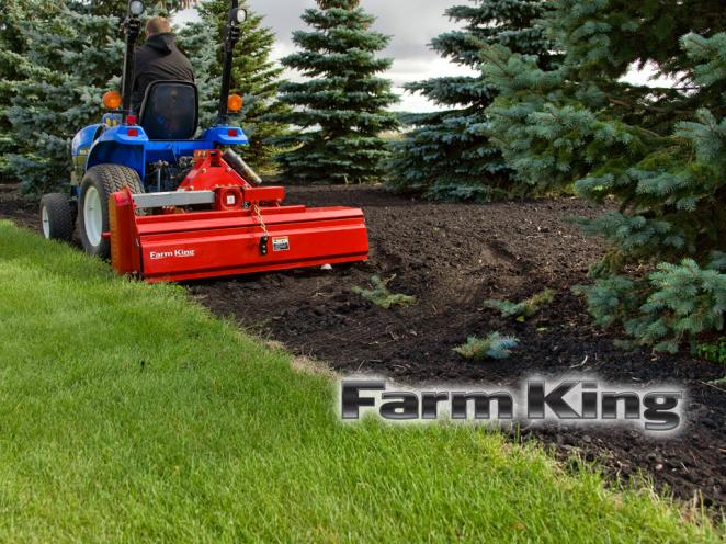 Farm King Rotary Tillers